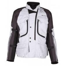 Modeka Westport bunda čierna/svetlo sivá