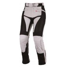 Modeka Breeze lady nohavice čierne/svetlo sivé