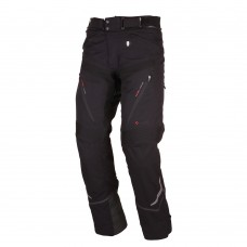 Modeka Chekker nohavice čierne