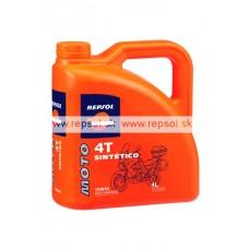Repsol Moto Sintetico 10W40 4L