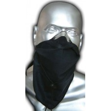 Šatka Respro Bandit - čierna