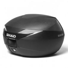 SHAD SH39 carbon vrchný kufor