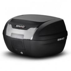 SHAD SH40 vrchný kufor čierny