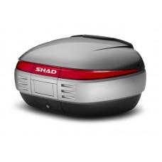 SHAD SH50 vrchný kufor čierny