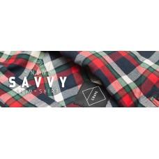 Crave Savvy Slim fit Kevlarová Moto košeľa