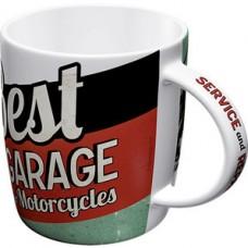 Hrnček Best garage