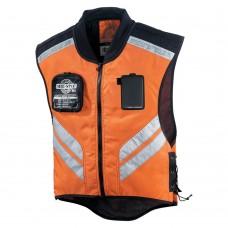 Icon Mil-Spec Mesh oranžová vesta
