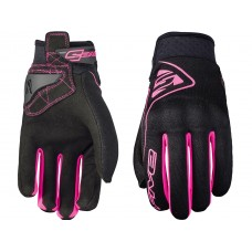 Five Globe Black/Fluo pink
