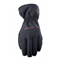 Five All Weather Long Black/Red