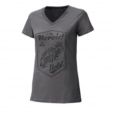 Held tričko Be Heroic šedé 9785 dámske