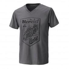 Held tričko Be Heroic šedé 9785 pánske