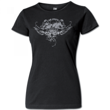 Held tričko čierne 9385 dámske
