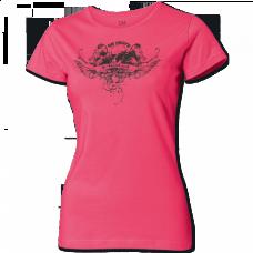Held tričko ružové 9385 dámske