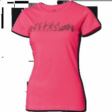 Held tričko ružové 9388 dámske