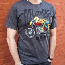 Redline Fuel Your Soul pánske tričko