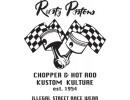 Rusty pistons